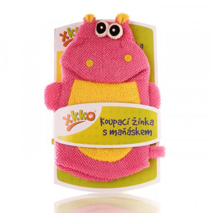 XKKO Pacynka kąpielowa (PE) - Hippo