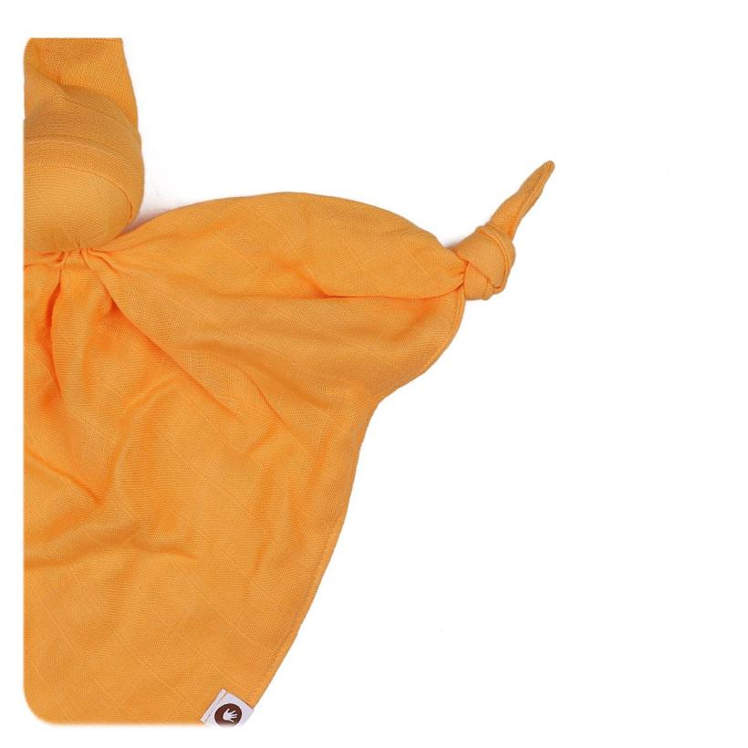 Przytulanka bambusowa XKKO BMB - Orange