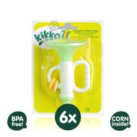 Zabawka ekologiczna XKKO ECO - Trąbka 6x1 szt. ( Hurtowe opak.)