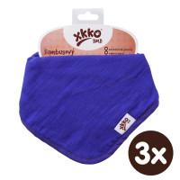 Bandanka bambusowa XKKO BMB - Ocean Blue 3x1szt. (Hurtowe opak.)