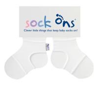 Sock Ons Classic - White