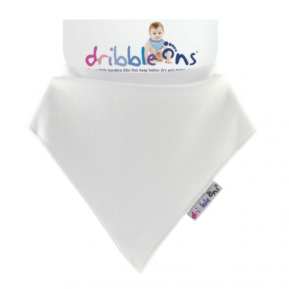 Dribble Ons Classic - White