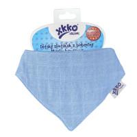 Bandanka XKKO Organic Stare Czasy - Ocean Blue