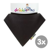 Dribble Ons Bright - Charcoal 3x1szt. (Hurtowe opak.)