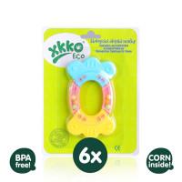 Ekologiczny gryzak XKKO ECO - Cukierek 6x1szt. (Hurtowe opak.)