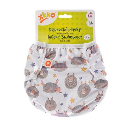 Strój kąpielowy dla niemowląt XKKO OneSize - Dreamy Sheeps