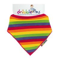 Dribble Ons Designer - Rainbow