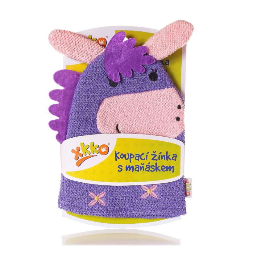 XKKO Pacynka kąpielowa (BA) - Donkey