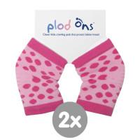 Plod Ons - Pink Spot 2x1para (Hurtowe opak.)