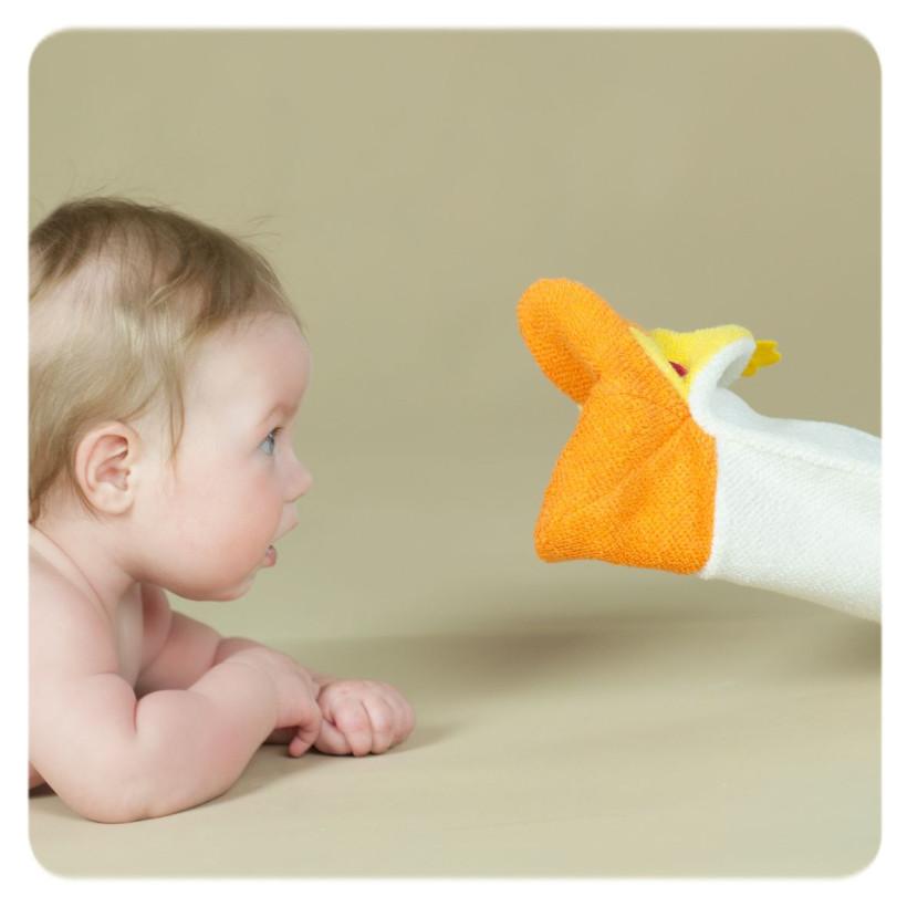 XKKO Pacynka kąpielowa (BA) - Hen