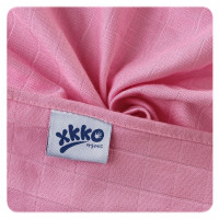 Pieluszki XKKO Organic 70x70 Organic Stare Czasy - Pastels for Girls 5x5szt. (Hurtowe opak.)