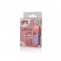 Skarpetki bambusowe XKKO BMB - Pastels For Girls (Hurtowe opak.)