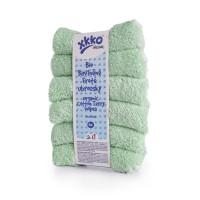 Frotte serwetki XKKO Organic 21x21 - Mint
