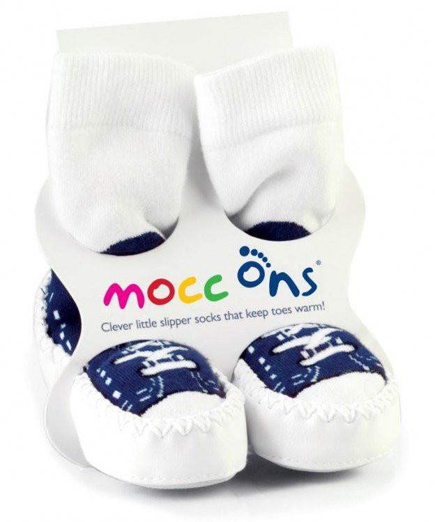 Mocc Ons - Sneakers Navy