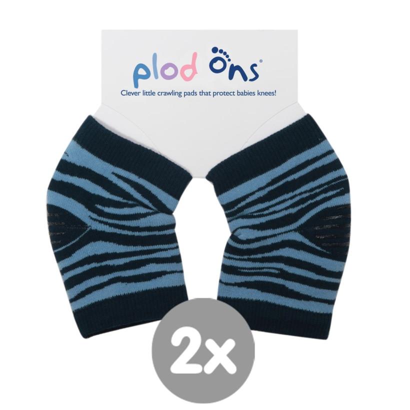 Plod Ons - Zebra 2x1para (Hurtowe opak.)