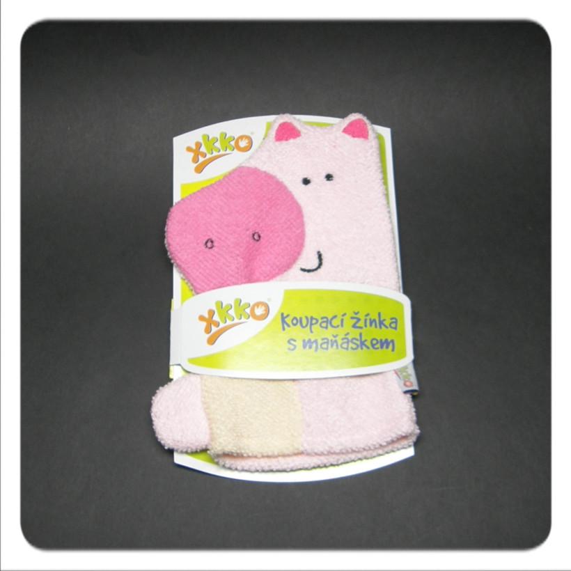 XKKO Pacynka kąpielowa (BA) - Pig
