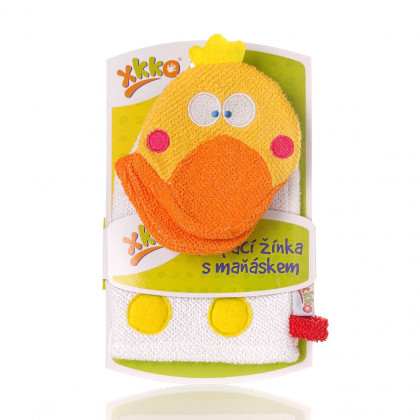 XKKO Pacynka kąpielowa (BA) - Duck