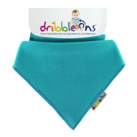 Dribble Ons Bright - Turquoise 3x1szt. (Hurtowe opak.)