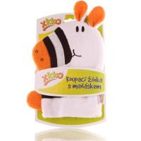 XKKO Pacynka kąpielowa (BA) - Zebra2