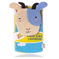 XKKO Pacynka kąpielowa (BA) - Sheep