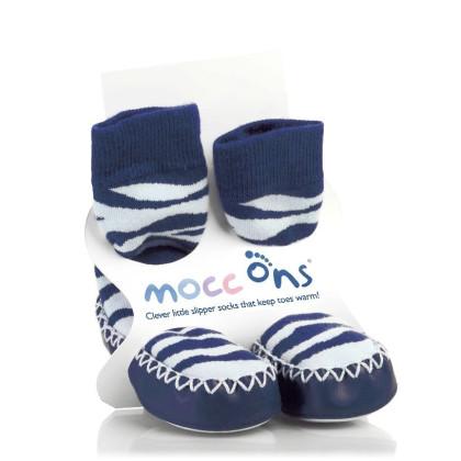 Mocc Ons - Zebra