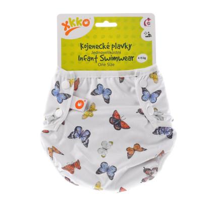 Strój kąpielowy dla niemowląt XKKO OneSize - Butterflies