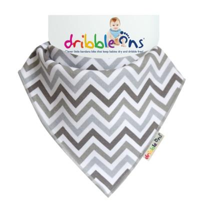 Dribble Ons Designer - Chevron