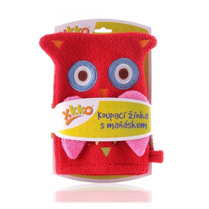 XKKO Pacynka kąpielowa (BA) - Owl