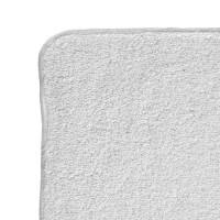 Frotte serwetki XKKO Organic 21x21-  Białe