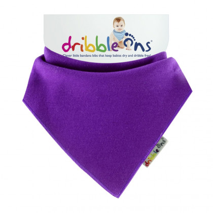 Dribble Ons Bright - Grape