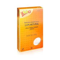 Bawełniane pieluchy muślinowe o dużej gęstości XKKO LUX ECO 80x80 - Natural