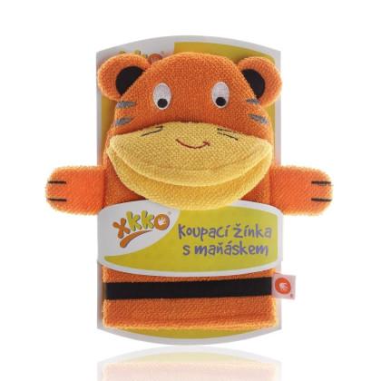 XKKO Pacynka kąpielowa (BA) - Tiger