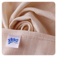 Pieluszki XKKO Organic 80x80 - Stare Czasy Natural