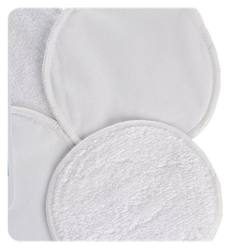 Wkładki laktacyjne XKKO Organic - Białe 5x6szt. (Hurtowe opak.)